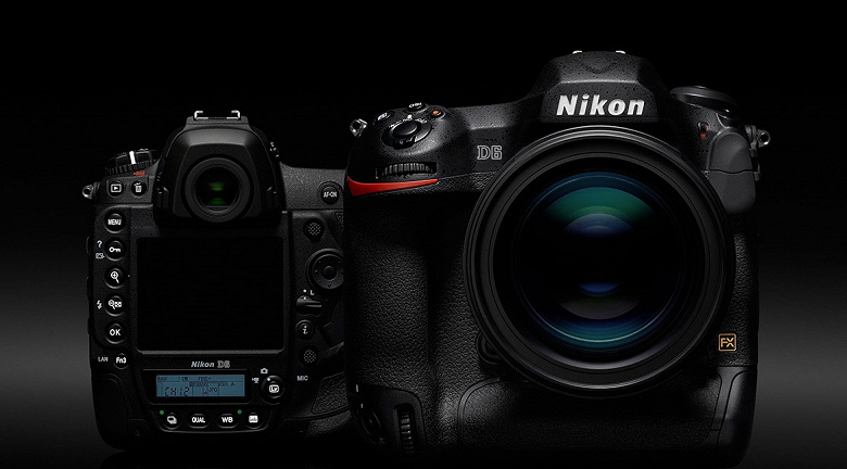 Анонс камеры Nikon D6 ожидается в будущем году