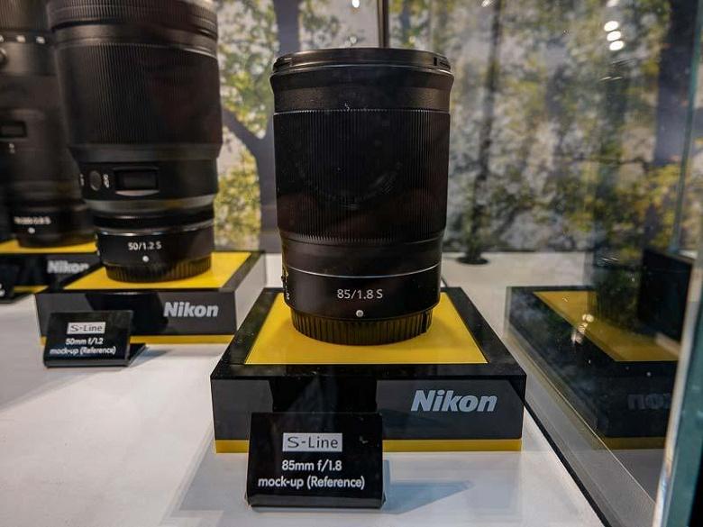 Анонс объектива Nikon Nikkor Z 85mm f/1.8 S ожидается на следующей неделе
