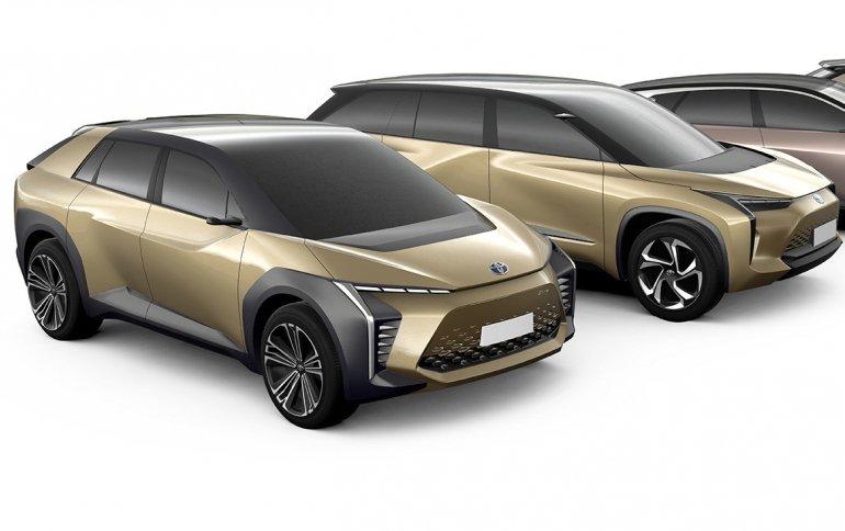 Toyota договорилась с китайским поставщиком аккумуляторов для электромобилей