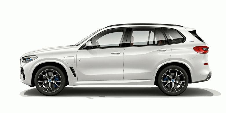BMW планирует выпуск кроссоверов X5 на топливных элементах