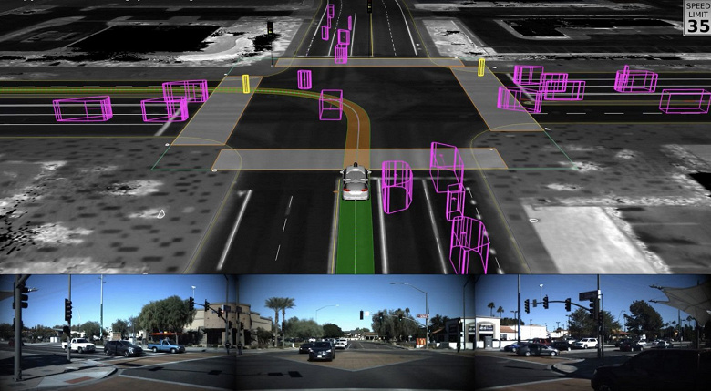 Автомобили Waymo суммарно проехали более 16 млн км