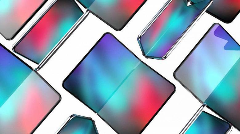 Сгибающиеся экраны для iPhone 2020 будет поставлять LG