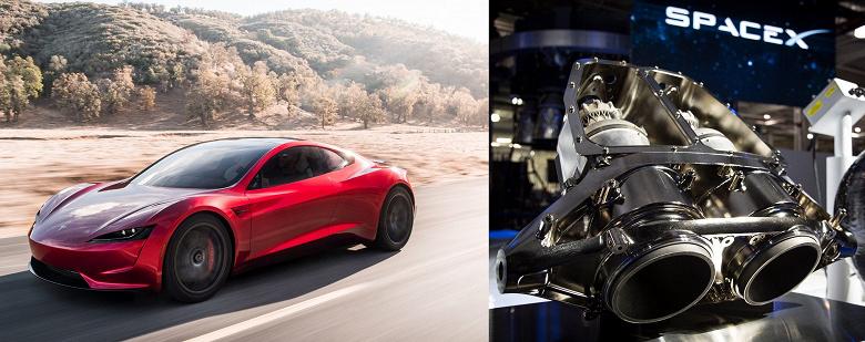 Оценить работу «ракетных технологий» на гиперкаре Tesla Roadster мы сможем в лучшем случае в конце 2020 года
