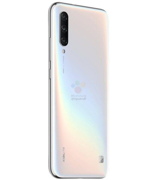 Официальные пресс-изображения и характеристики Xiaomi Mi A3