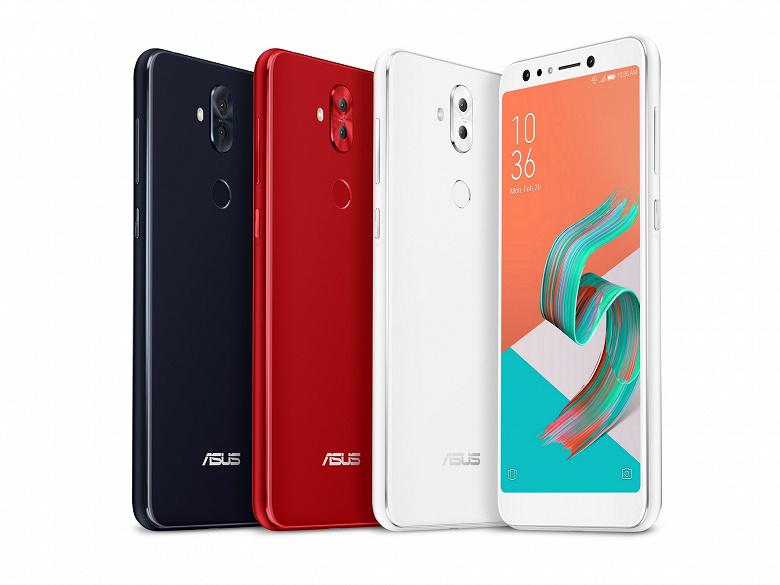 Российские пользователи Asus Zenfone 5 Lite получили Android 9.0 Pie