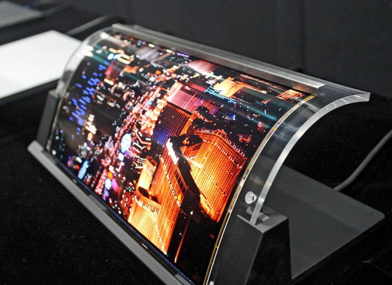 Наконец-то. Коммерческая печать панелей OLED начнется 2020 году