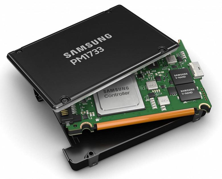 В программном обеспечении SSD Samsung с интерфейсом PCIe Gen4 реализованы три ключевых новшества