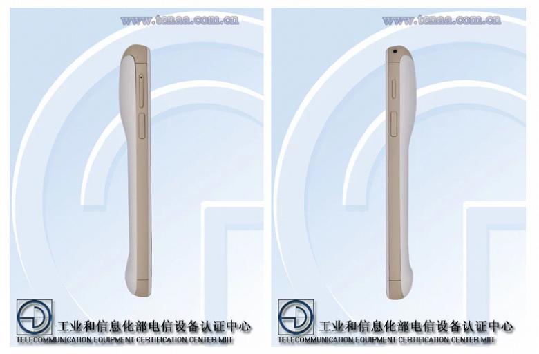 Смартфон Hisense NX: два горба, отсутствие фронтальной камеры, толщина в 20 мм и масса в 260 г