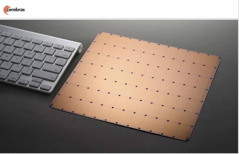 Cerebras Wafer Scale Engine — гигантская микросхема размером с iPad Pro, с более чем 1 трлн транзисторов и TDP в... 15 кВт