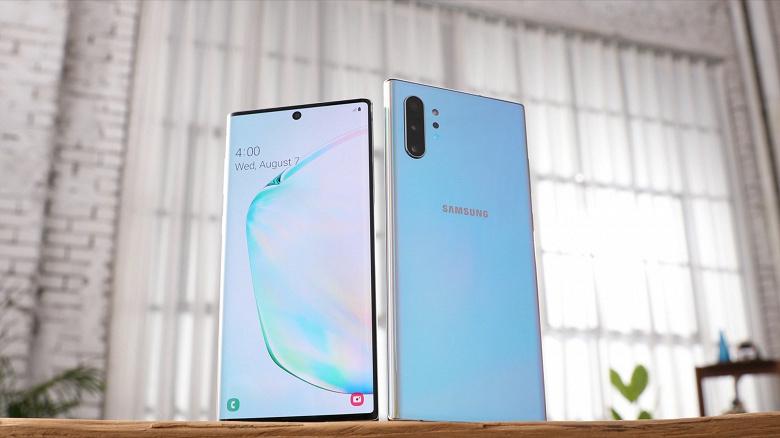 Samsung Galaxy Note10 бьёт рекорды. Спрос на смартфон оказался вдвое выше, чем на предшествующую модель