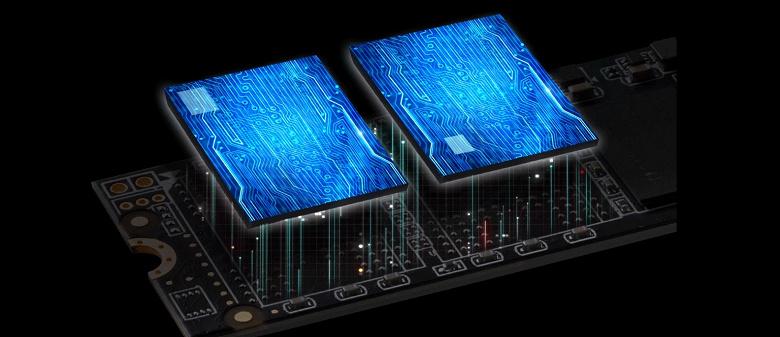 Очень быстрый SSD Adata XPG SX8200 Pro стоит 290 долларов при объёме в 2 ТБ