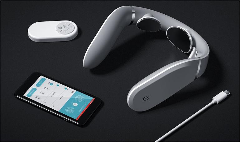 Шейный массажер Xiaomi Jeeback Neck Massager G2 привлек огромное внимание