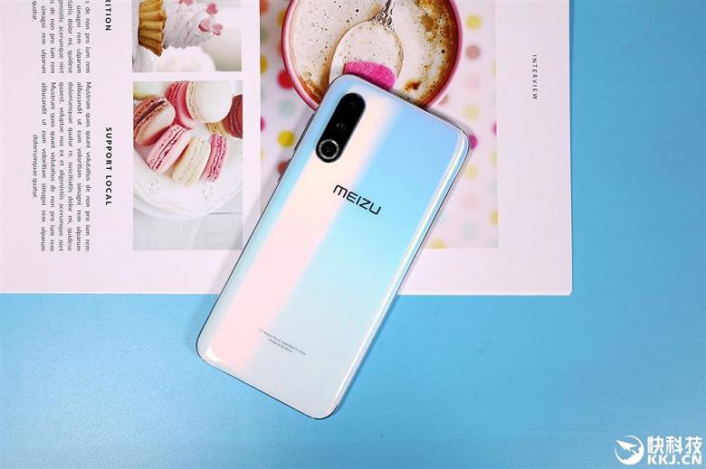 Смартфон Meizu 16s Pro представлен официально: Flyme 8, экран без выреза, Snapdragon 855 Plus, 48-мегапиксельная камера и память UFS 3.0 за $380