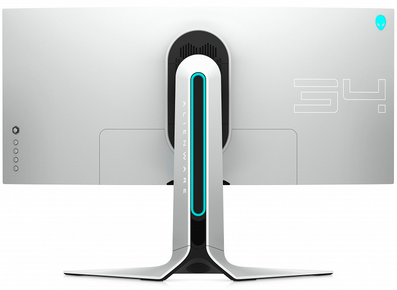 Игровой монитор Alienware AW3420DW — когда купить можно только лишь за один дизайн