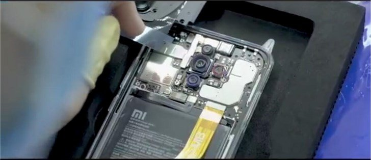 Вице-президент Xiaomi показал Redmi Note 8 вживую, модель получила камеру с четырьмя датчиками