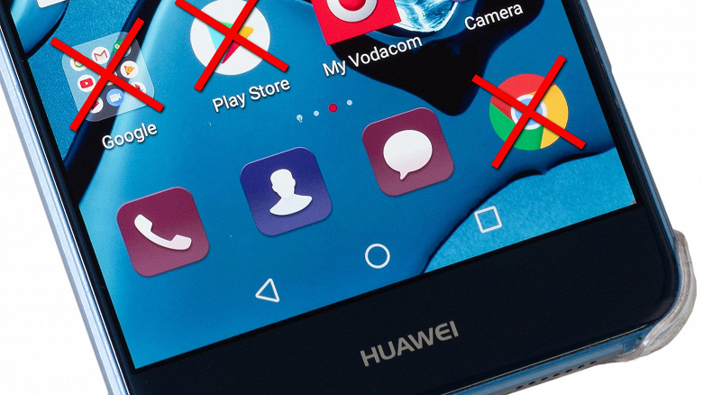 Смартфоны Huawei Mate 30 остались без лицензионных приложений и сервисов Google