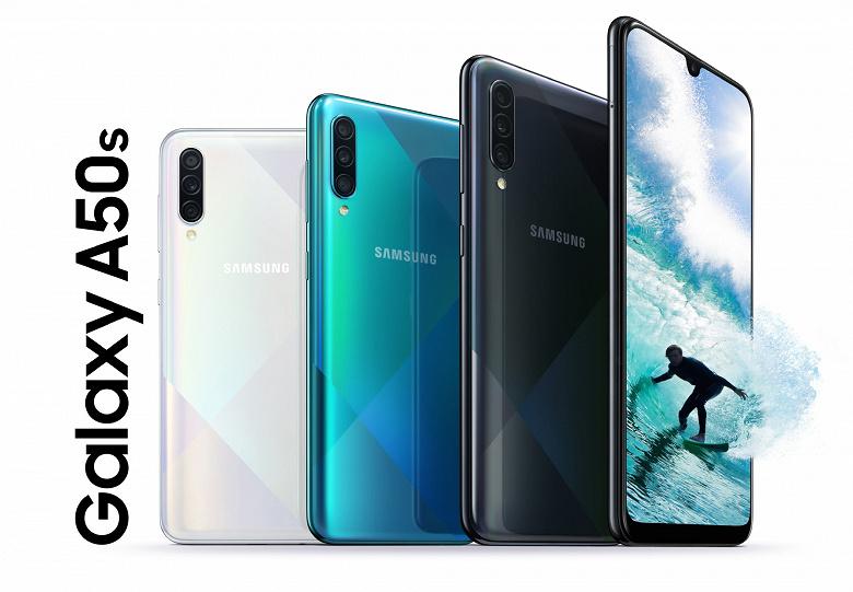 Обновление бестселлеров Samsung. Представлены смартфоны Galaxy A30s и Galaxy A50s