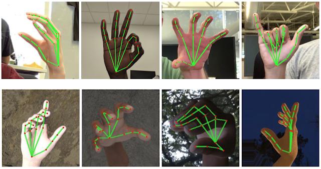 Google научила смартфоны переводить язык жестов в реальном времени
