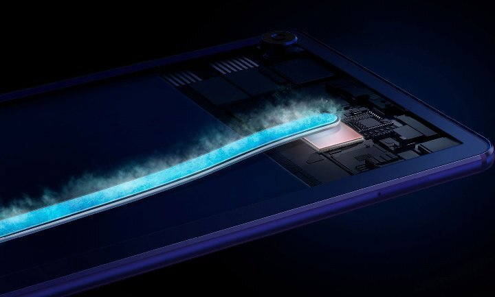 Kirin 980, стереодинамики, жидкостное охлаждение, поддержка Dolby Vision. Представлен планшет Huawei MediaPad M6 Turbo Edition