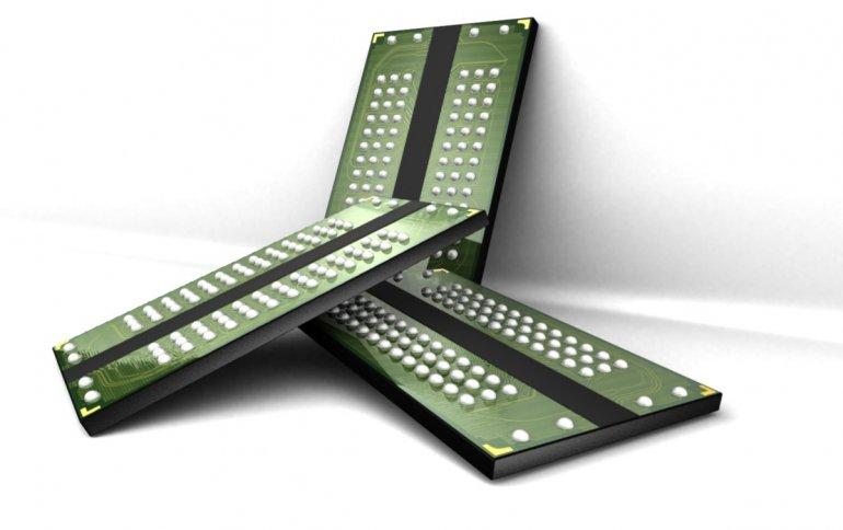 Micron начинает серийный выпуск DRAM по нормам 1z