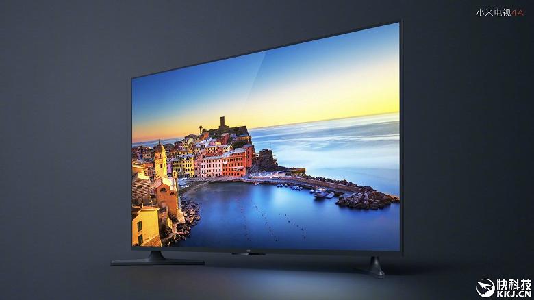 Умный телевизор Redmi TV представят совсем скоро