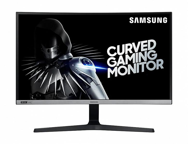27-дюймовый монитор Samsung CRG5 с частотой обновления 240 Гц уже появился в России