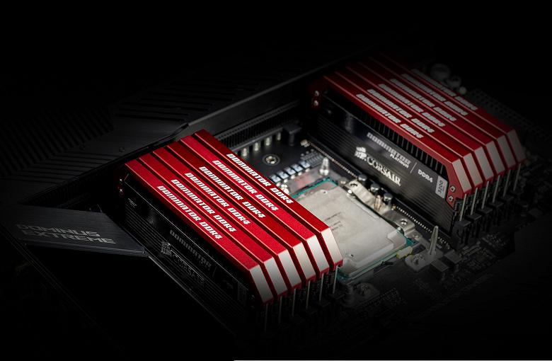 Intel готовит ещё один странный процессор Xeon W для энтузиастов