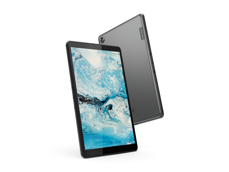 Lenovo представила едорогие планшеты Smart Tab M8 и M10