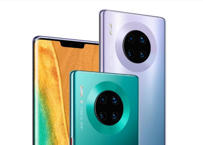 Huawei выпустила важное обновление EMUI 10 для флагманского Huawei Mate 30 Pro