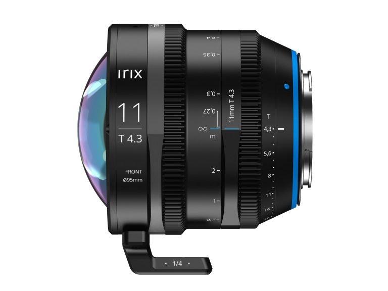 Анонсирован выпуск объектива Irix Cine 11mm T4.3 FE