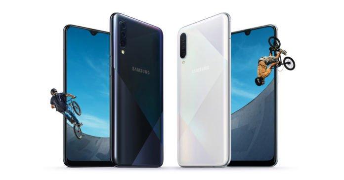 Недорогой смартфон Samsung Galaxy A20s дебютирует через пару дней