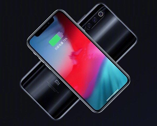 Смартфон Xiaomi 9 Pro 5G сможет зарядить без проводов iPhone XS до 20% за полчаса
