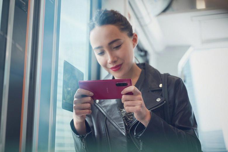 Компактный флагман Sony Xperia 5 оценили в 800 долларов