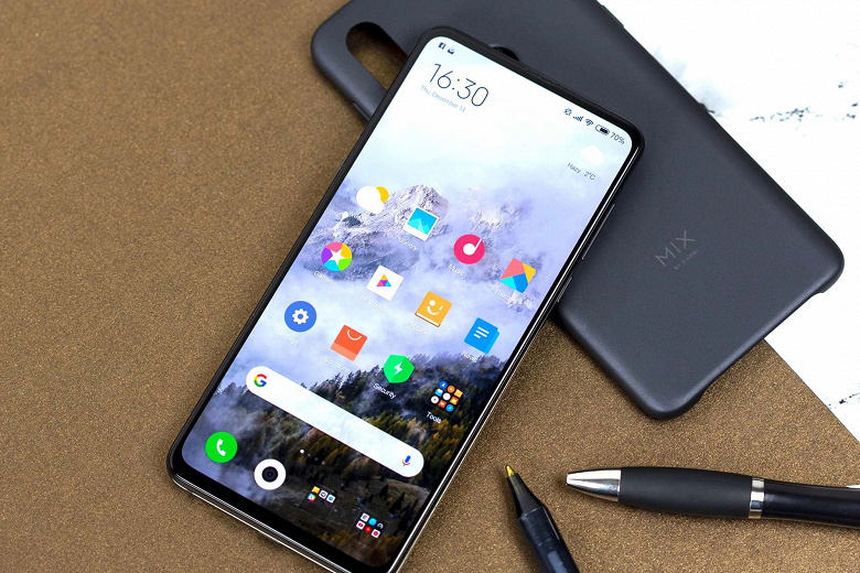 Экран-водопад, 90 Гц, 40 Вт и 108 Мп. Утечка характеристик Xiaomi Mi Mix 4