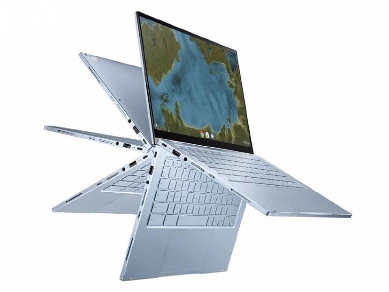 Алюминиевый хромбук Asus Chromebook Flip обойдётся минимум в 620 долларов