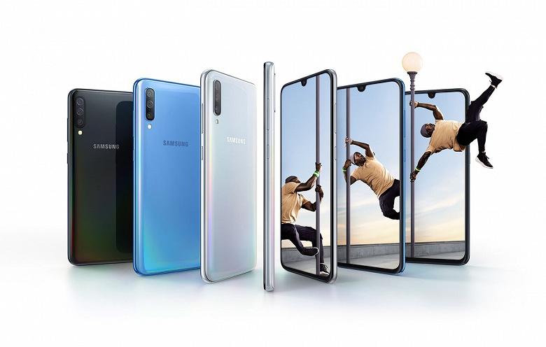 Стала известна цена смартфона Samsung Galaxy A70s, а также емкость его аккумулятора