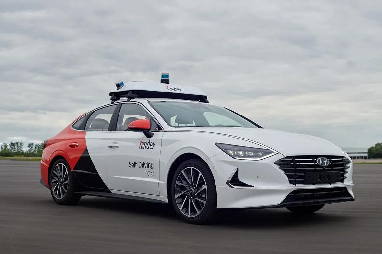 Автомобили «Яндекса» проехали в беспилотном режиме миллион километров