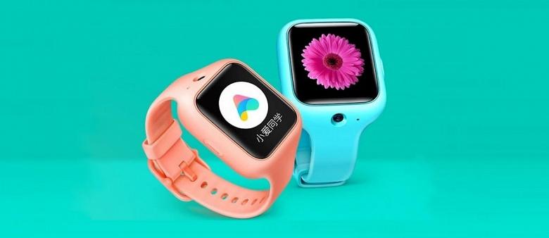 Детские умные часы Xiaomi Mi Bunny Smartwatch 4 Pro выйдут в октябре