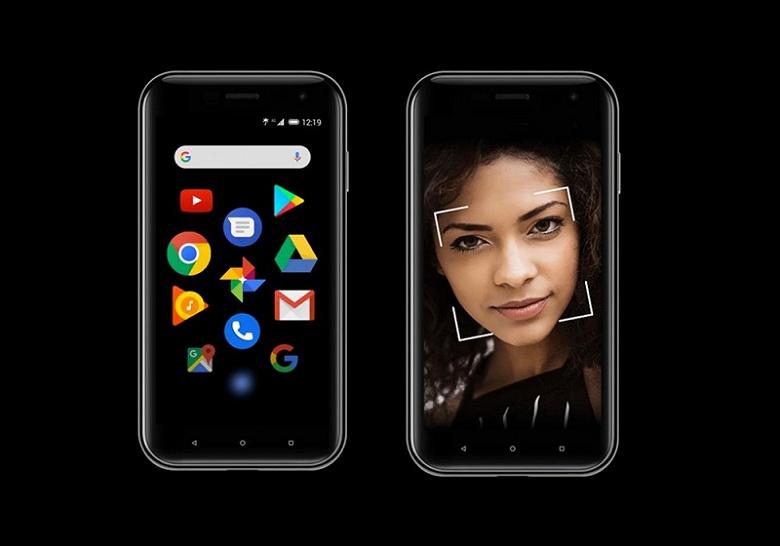 Экран 3,3 дюйма, Snapdragon 435 и Android 8.1 по цене Xiaomi Mi 9. В Россию пришёл миниатюрный смартфон легендарного бренда Palm