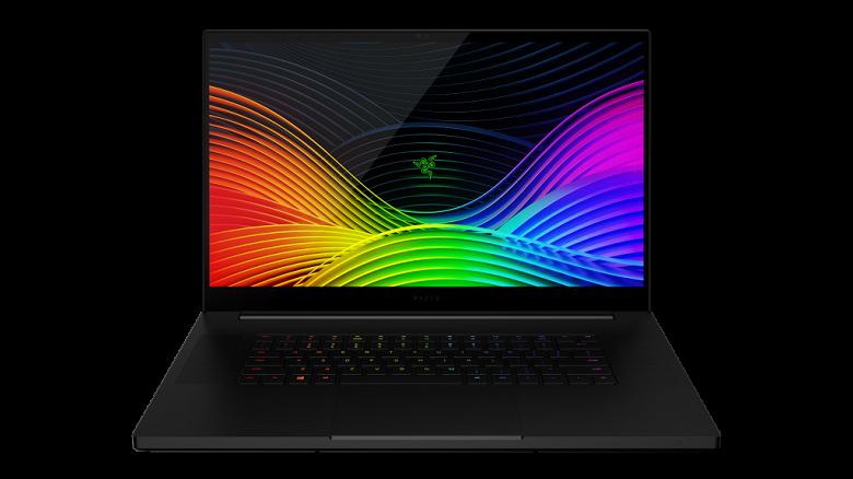 Ноутбук Razer Blade Pro 17 обзавелся дисплеем 4K, поддерживающим частоту 120 Гц