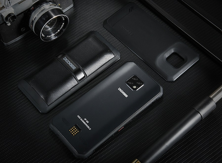 48 Мп и аккумулятор на 5150 мА·ч. В России представили защищённый модульный-смартфон Doogee S95 Pro