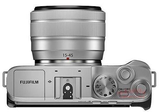 Фотогалерея дня: камера Fujifilm X-A7