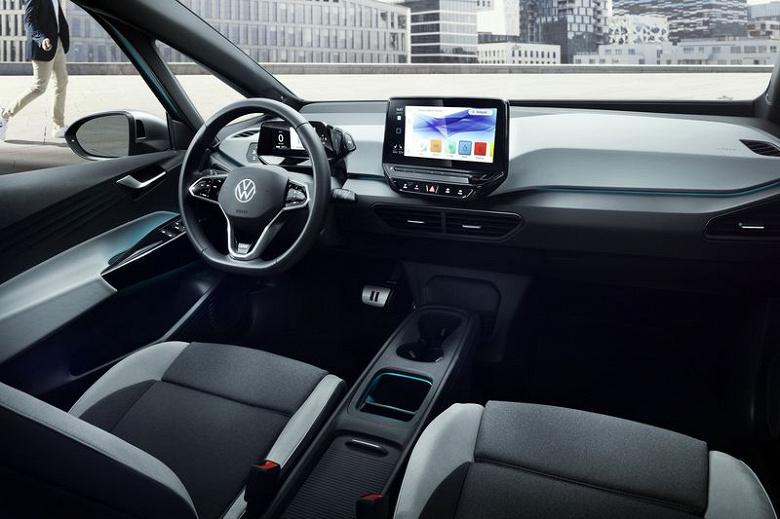 Представлен Volkswagen ID.3 — первый серийный электромобиль марки