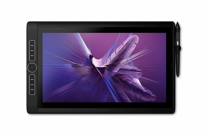 Профессиональный графический планшет Wacom MobileStudio Pro 16 с дисплеем 4K стоит 3500 долларов
