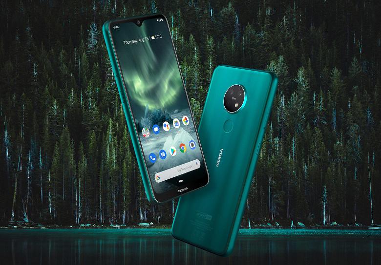 Дешевле, чем в Европе. Смартфоны Nokia 7.2, Nokia 6.2 можно заказать в России