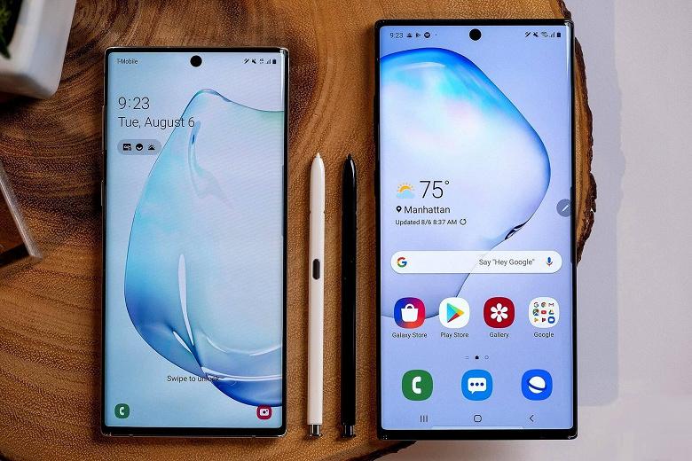 Samsung Galaxy Note10 — новый рекордсмен по продажам на родном рынке