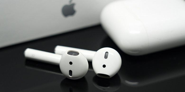 Производство наушников Apple AirPods 3 стартует уже в октябре