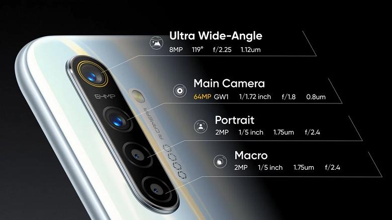 Главный конкурент Redmi Note 8 Pro стал снимать еще лучше. Realme XT получил обновление для камеры