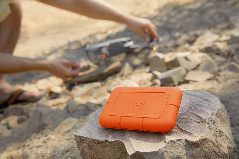 Представлены накопители LaCie Rugged SSD Pro, Rugged SSD и Rugged BOSS SSD