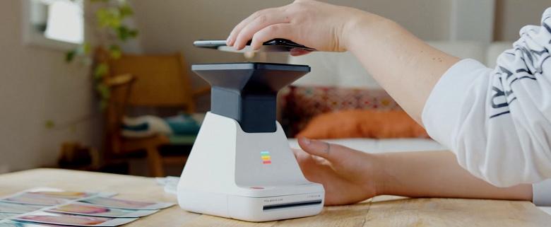 Polaroid Lab — странный фотопринтер, который мог выйти ещё шесть лет назад